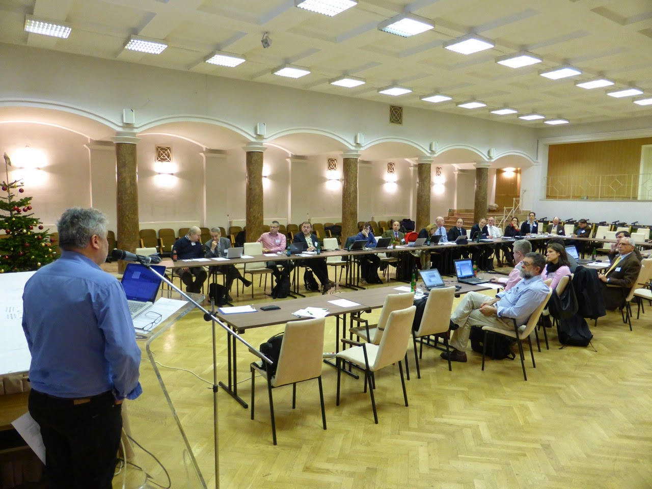 EU Location Framework Workshop in Budapest