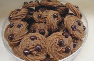 resep kue semprit coklat Enak Lezat dan SEderhana