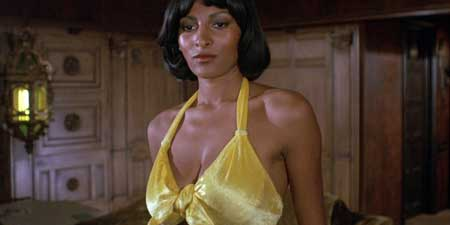 Pam Grier looking gorgeous