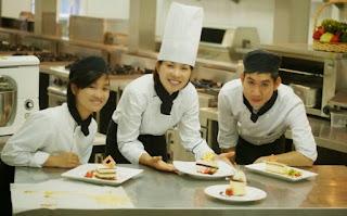 học trung cấp nấu ăn