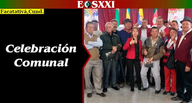 Alcaldía de Facatativá celebró el Día Comunal