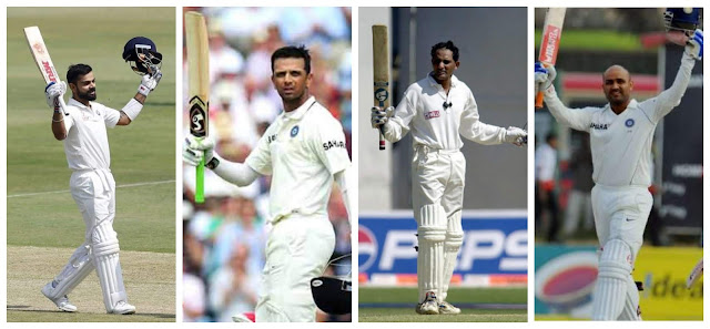 unbelievable records of indian cricket players in test match