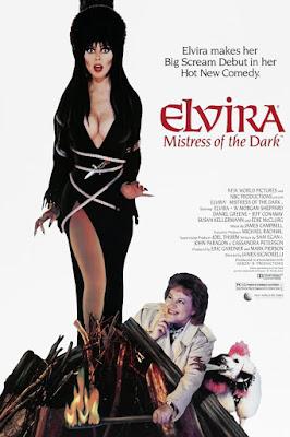 Elvira: Mistress of the Dark Poster