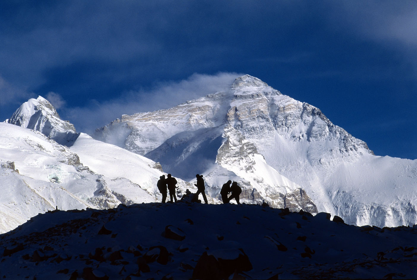 views from mount everest - HD1405×944