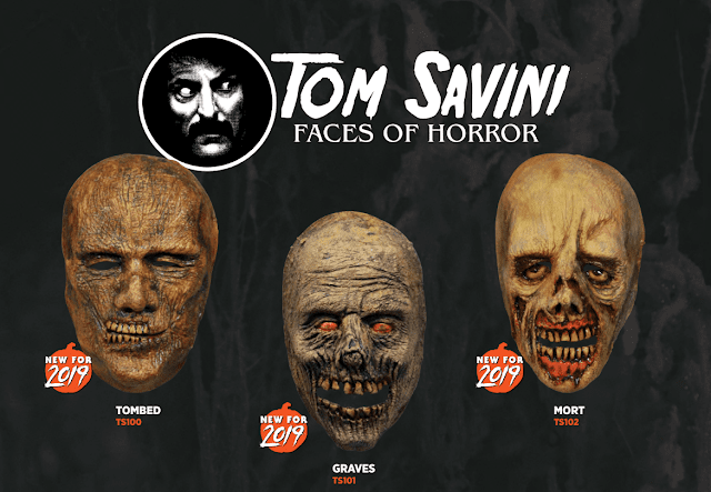 Trick or Treat Studios: Tom Savini face of horror