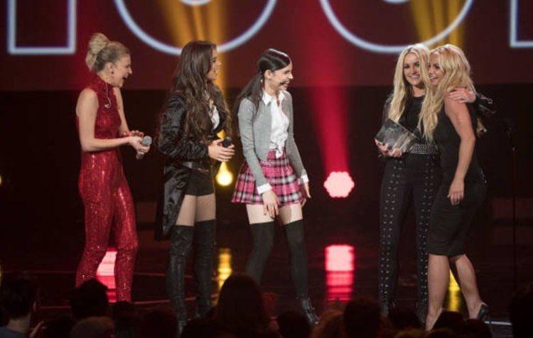 Britney Spears recibe el primer 'Icon Award' en los Radio Disney Music Awards