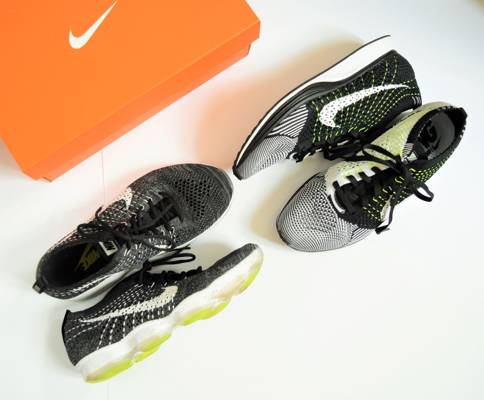 b96dc0b75 I bought the Nike Flyknit Zoom Agility last year and the Nike Flyknit Racer  just two months ago. I've been searching for the Nike Flyknit Racer in the  ...