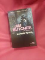 """""""Martwy rewir"""" Jim Butcher, fot. paratexterka ©"""