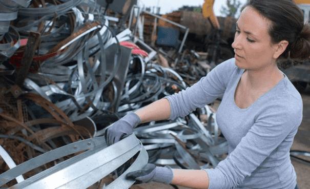 scrap business