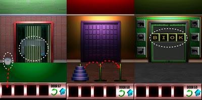 Best Game App Walkthrough 100 Doors Walkthrough Level 67