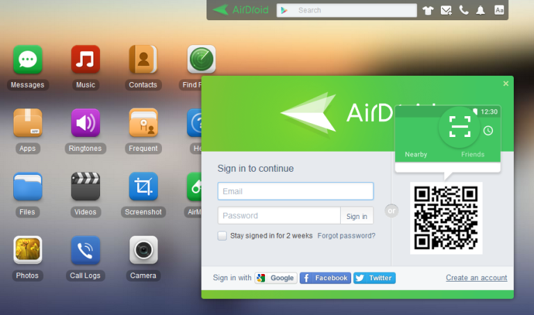 Djagat Expose Cisoka: Cara Menyadap Android Dengan Aplikasi AirDroid