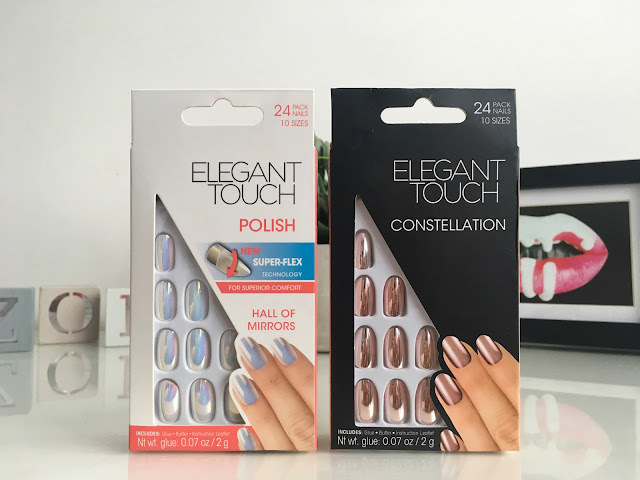 CLASSIC ROUGE: Nail Trends - Elegant Touch Press on Nails