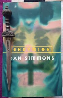Portada del libro Endymion, de Dan Simmons