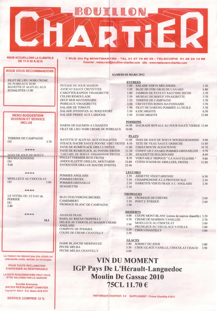 Mugofstrongtea Chartier Paris