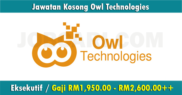 Jawatan Kosong di Owl Technologies