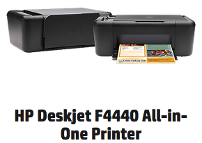 HP Deskjet F4440 Driver Windows 10/8/8.1