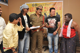 Banjara Tigers Movie Opening Stills  0011