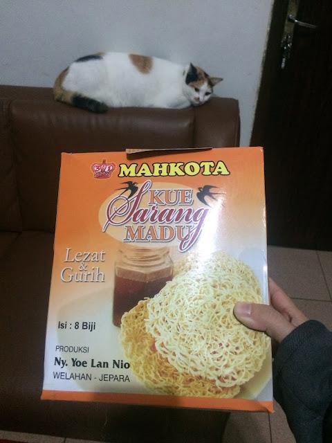 Kue Sarang Madu Oleh-oleh dari JEPARA