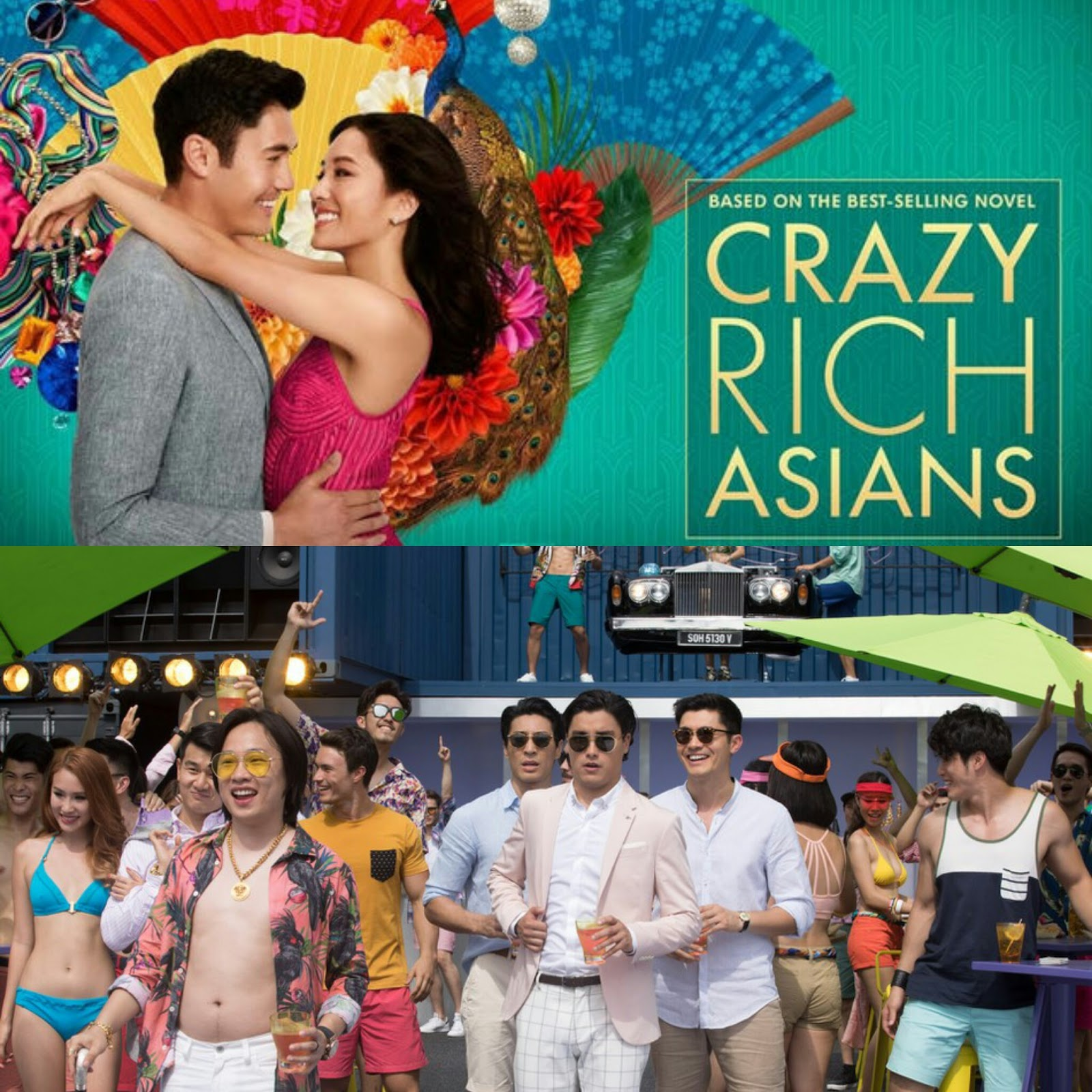 Legit Movies And Series Reviews Crazy Rich Asians 2018
