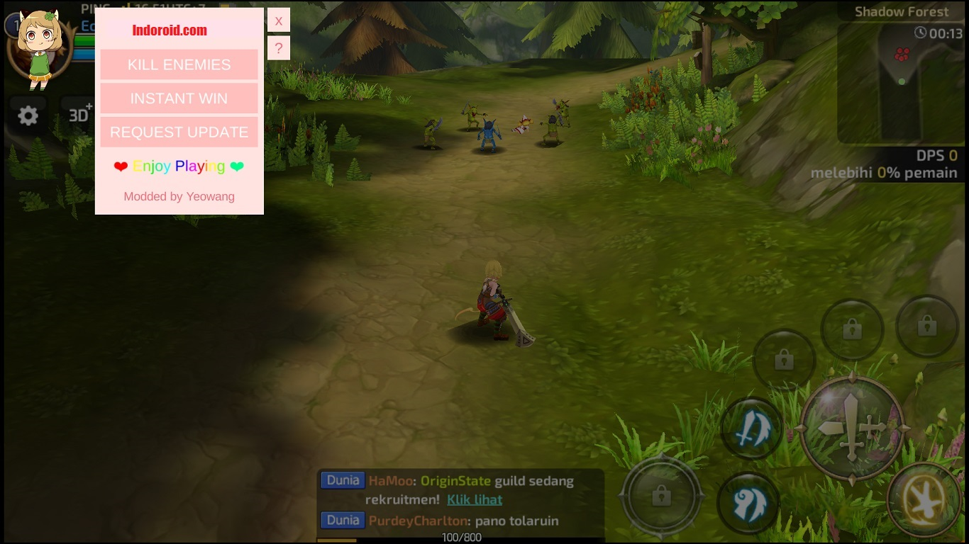 Dragon Nest Mobile SEA MOD Apk