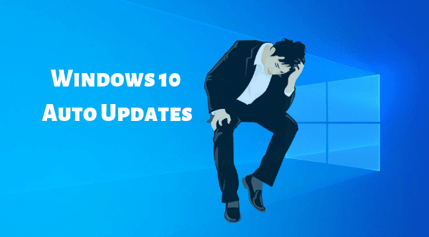 turn off windows 10 auto updates