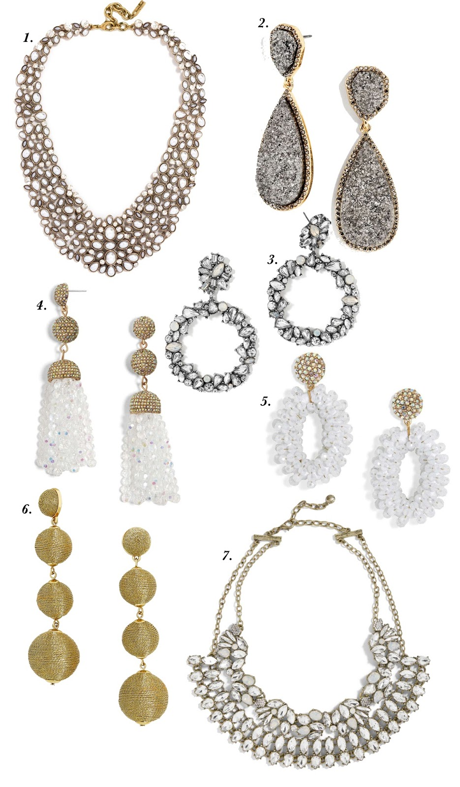 NYE Jewels - Something Delightful Blog