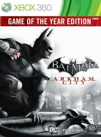 Year of arkham edition the batman game download 360 xbox asylum