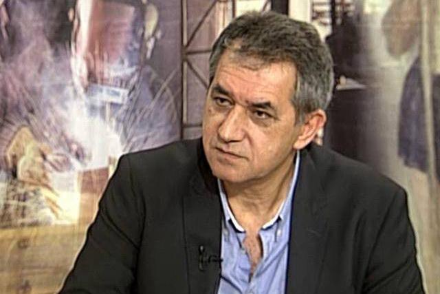 Στην Ορεστιάδα ο βουλευτής του ΚΚΕ Γιάννης Δελής