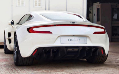 2018 Aston Martin One 77 Release Date