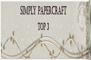 Top 3 at Simple Papercraft Challenge