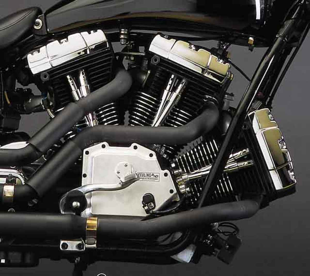 Motor silindirlerinin çalıştırılması