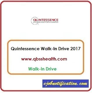 Quintessence Walk-In Java Developer jobs in Chennai 27th-31st Oct'2017