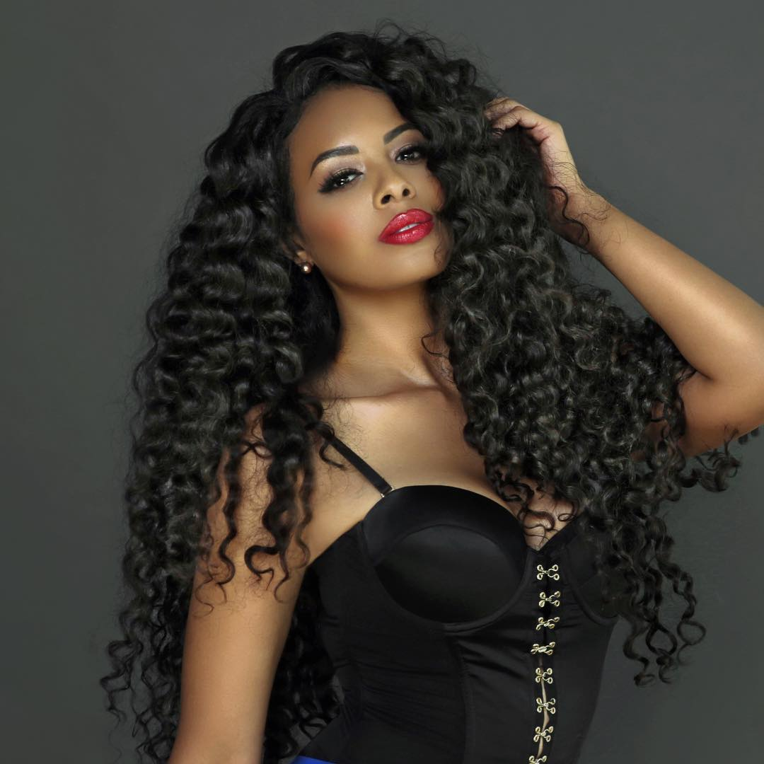 Divasnap Celebrity Hair Diva Of The Day Vanessa Simmons Her