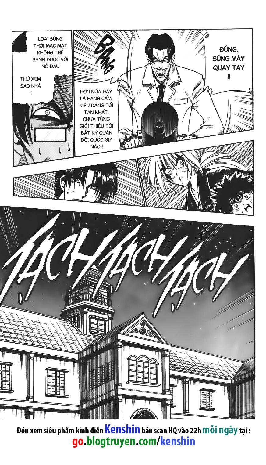 Rurouni Kenshin chap 28 trang 14