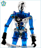 action figures GanguStars Projects imaginext dc comics Microman