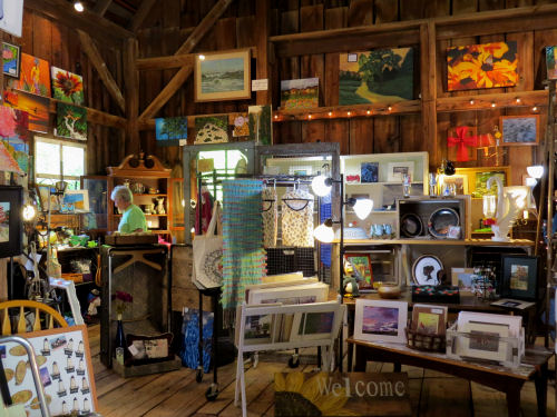 Shagway Arts Barn Vendor Event