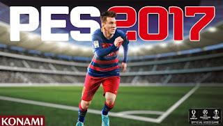 PES 2017 APK+DATA (MOD Android Pro Evolution Soccer)