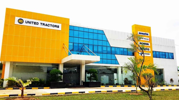 Loker Terbaru untuk S1 Fresh Graduate Via Email PT United Tractors