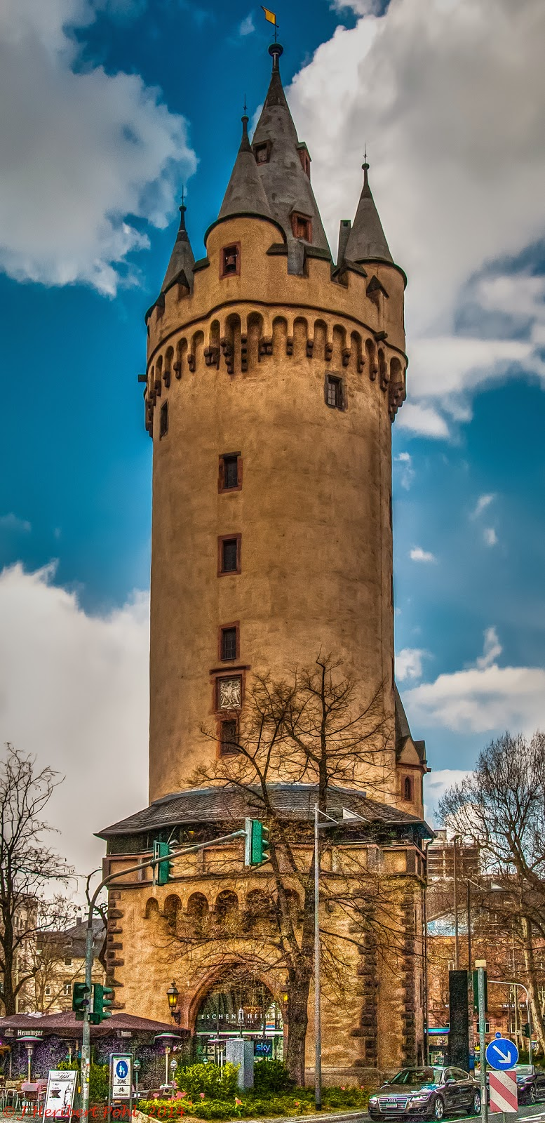 Eschenheim Tower, Germany