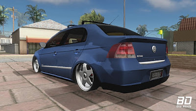 Download, Mod , Carro, VOYAGE SUSP AR para GTA San Andreas, GTA SA, Jogo PC