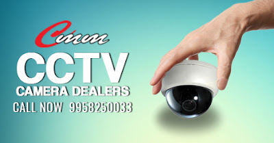 Why Our Clients Treat Us As Best CCTV Camera Dealers In India?