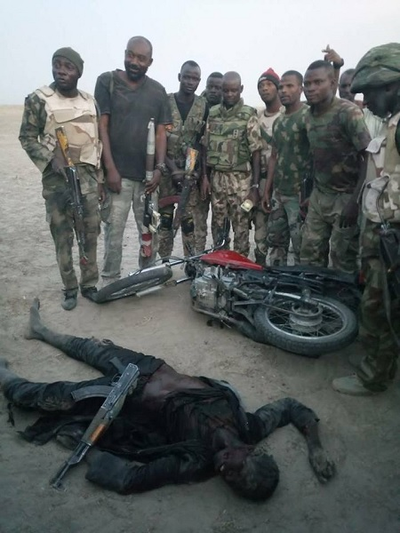 Army Ambushes Boko Haram Bomb Expert, Recovers 200 Cows