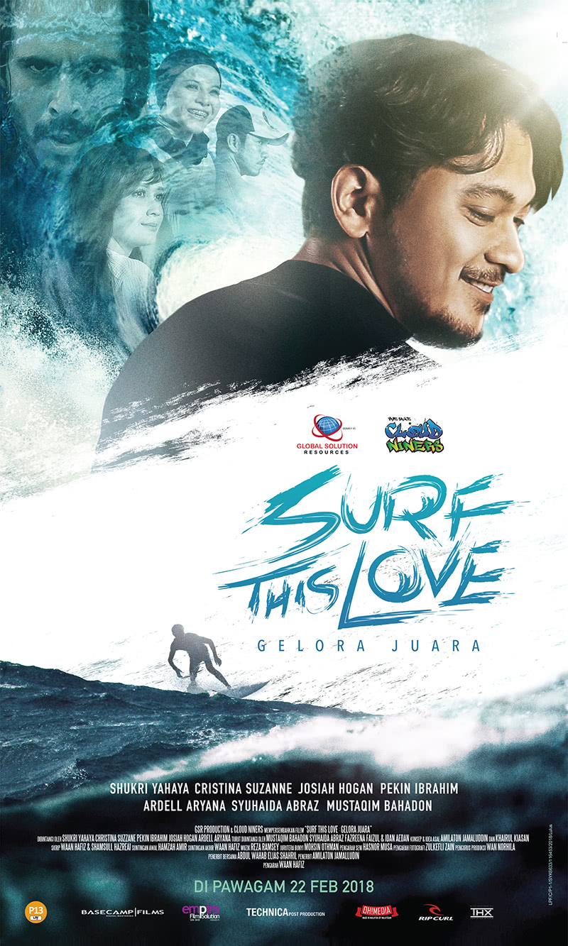 Sinopsis Surf This Love Gelora Juara