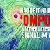 NDRRMC TYPHOON 'OMPONG' LATEST UPDATE CAGAYAN NASA SIGNAL #4 NA