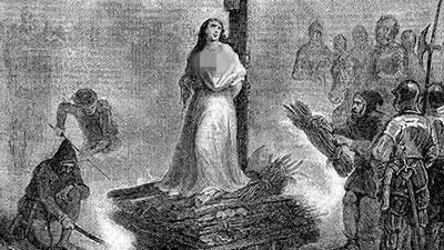 Merga Bien - kisah penyihir legendaris