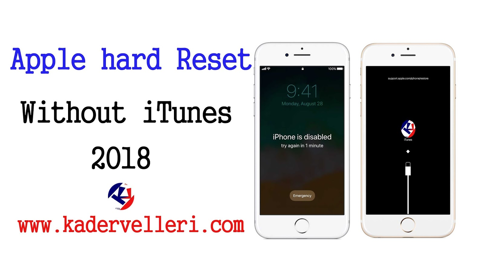 How to format iPod if iPod is disabled (without iTunes