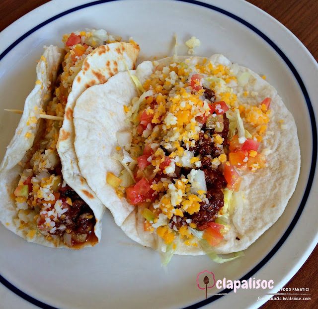 IHOP Philippines IHOP Tacos Soft shell