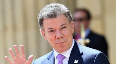 Carta al señor presidente de la República de Colombia - Juan Manuel Santos Calderón