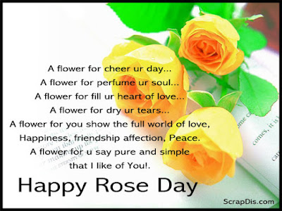 Rose day messages for whatsapp
