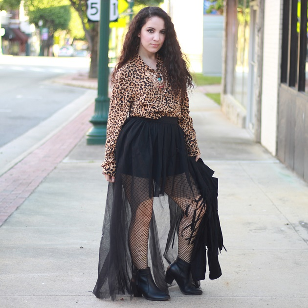 High-Low Tutu Skirt